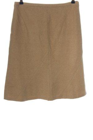 VIVENTY Bernd Berger Wool Skirt brown casual look