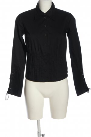 Viventy Long Sleeve Shirt black business style