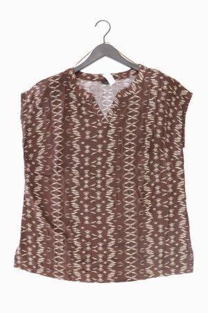 Viventy Shirt Größe XL braun aus Viskose