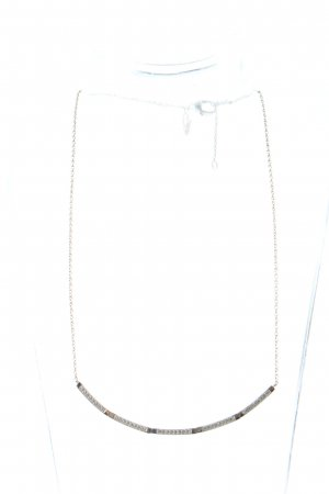 Viventy Silberkette silberfarben Casual-Look