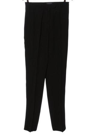 Viventy Jersey Pants black business style