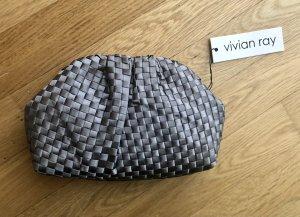 Vivian Ray Clutch mit Magnetverschluss, eleganter Stil