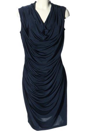 Vivian Ray Kurzarmkleid blau Elegant