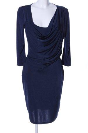 Vivian Ray Schlauchkleid blau Elegant