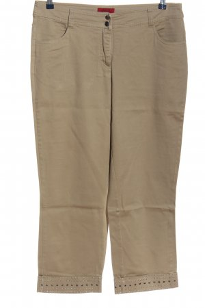 Vivien Caron 7/8 Length Trousers natural white casual look