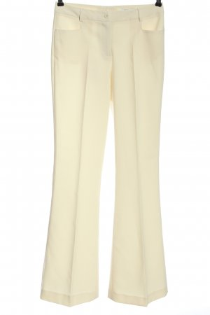 Vivien Caron Pantalon à pinces crème élégant
