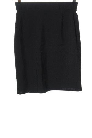 Vivien Caron High Waist Skirt black casual look