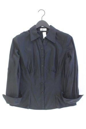 Vivien Caron Long Sleeve Blouse black cotton