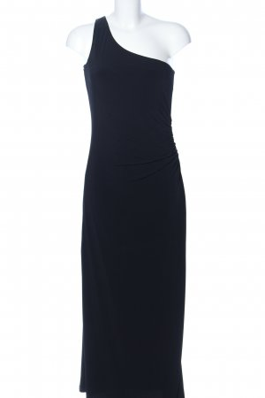 Vivien Caron One Shoulder Dress black elegant