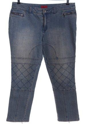 Vivien Caron Skinny Jeans blau Casual-Look