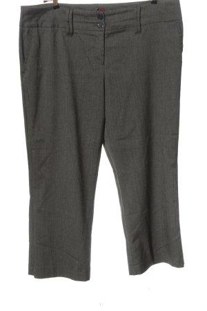 Vivien Caron Jersey Pants light grey flecked business style