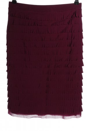 Vivienne Tam Stretch Skirt pink elegant