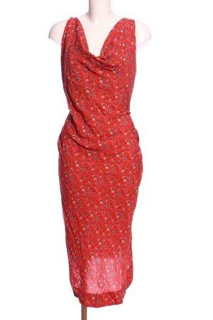 Vivienne Westwood Blusenkleid Allover-Druck Casual-Look