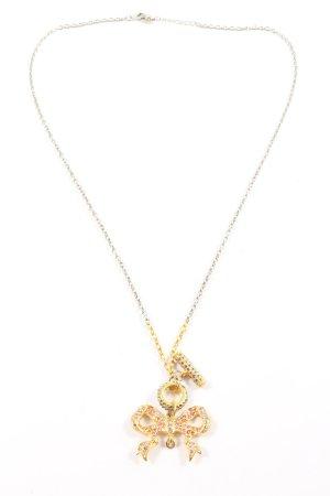 Vivienne Westwood Necklace silver-colored-gold-colored elegant