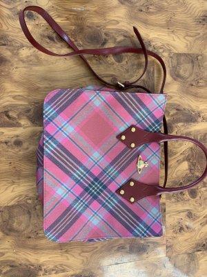 Vivienne Westwood Handbag Tasche Schultertasche Tartan