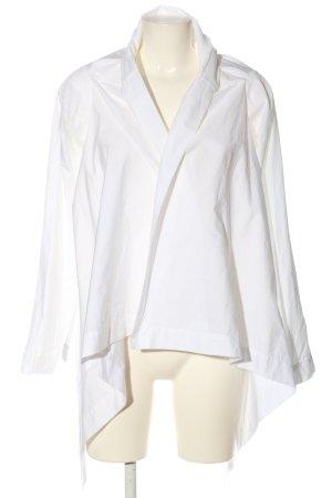 Vivienne Westwood Schlupf-Bluse weiß Business-Look