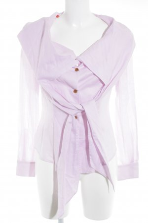 Vivienne Westwood Hemd-Bluse rosa klassischer Stil