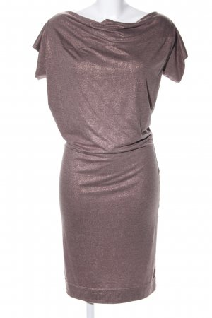 Vivienne Westwood Jerseykleid bronzefarben Elegant