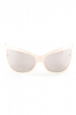 Vivienne Westwood Karée Brille nude Glanz-Optik