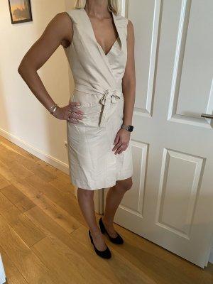Vivienne Westwood Vestido ceñido de tubo beige claro