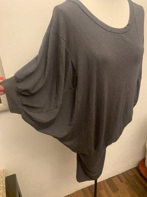 Vivienne Westwood Vestido estilo camisa gris