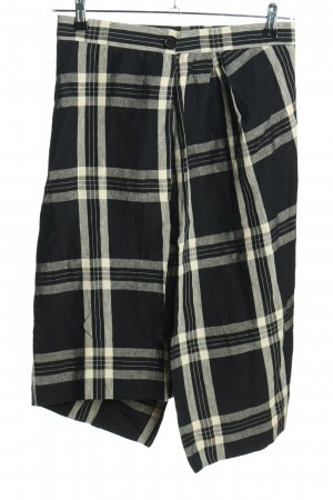 Vivienne Westwood Gonna in lino stampa integrale stile casual