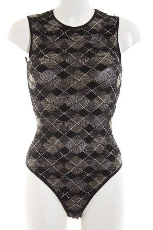 Vivienne Westwood Shirtbody grafisches Muster Elegant