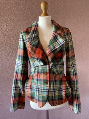 Vivienne Westwood Tweed blazer veelkleurig