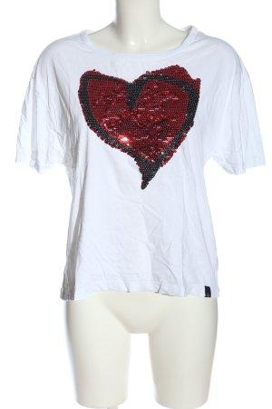 Vivienne Westwood T-shirt bianco stile casual