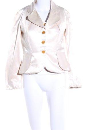 Vivienne Westwood Web Twin Set wollweiß Business-Look