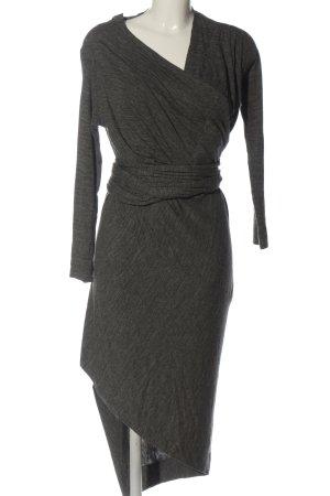 Vivienne Westwood Robe portefeuille moucheté élégant