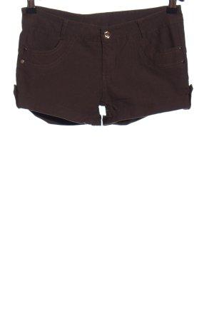 Vivo Modo Hot pants bruin casual uitstraling