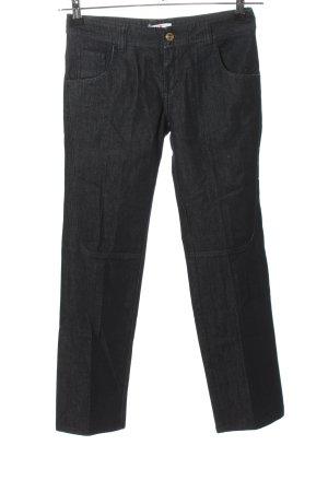 VJC Versace Slim Jeans schwarz Casual-Look