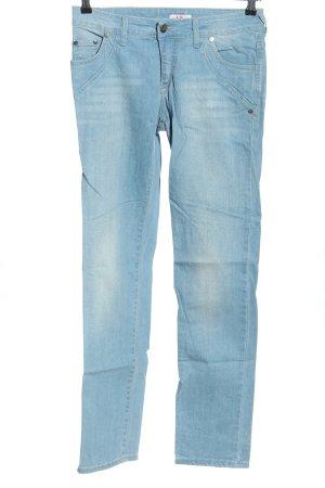 VJC Versace Slim Jeans blau Casual-Look
