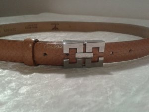 VMP Leather Belt camel leather