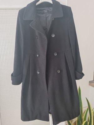 Vogue Oversized Coat black