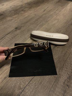 Vogue Brillenfassung + Brillenetui