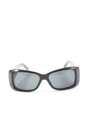 Vogue Gafas de sol cuadradas negro look casual