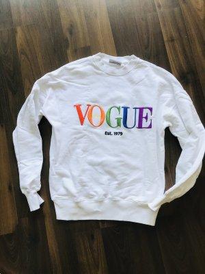 Vogue Felpa multicolore Cotone