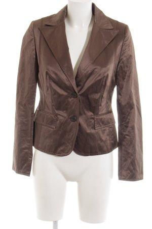 Vogue Blazer corto bronzo stile casual