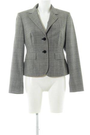 Vogue Kurz-Blazer Karomuster Business-Look
