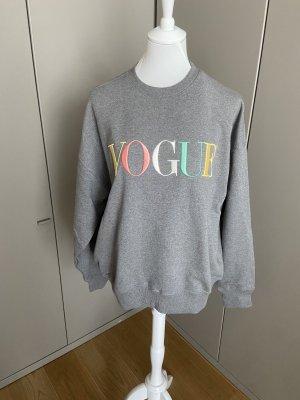 Vogue Maglione girocollo grigio