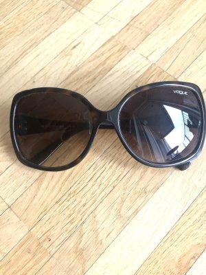 Vogue Butterfly Glasses brown-dark brown