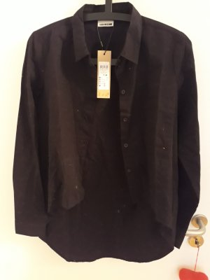 Vokuhila Hemd-Bluse