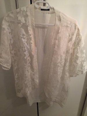 Sisley Kimono blanc cassé