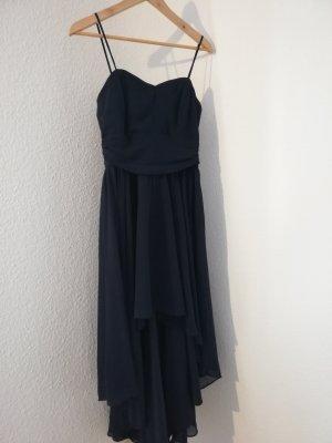 Swing Vestido mullet azul oscuro