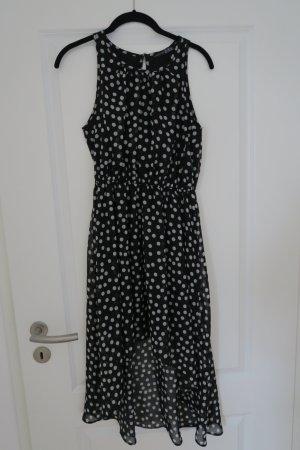 Atmosphere Asymetryczna sukienka czarny-biały