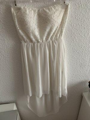 Vokuhila Kleid mit spitze