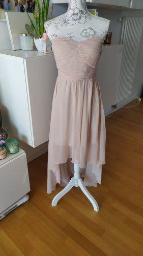 Vokuhila Kleid rosa Gr. M 38 super Zustand