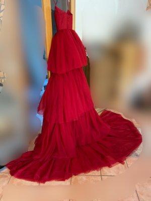 Light In The Box Suknia balowa ciemnoczerwony-głęboka czerwień